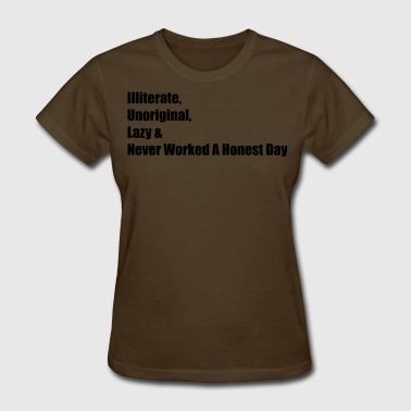 Insults - Women's T-Shirt