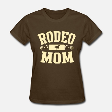 Rodeo Mom rodeo mom - Women's T-Shirt