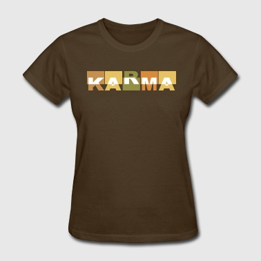 Karma - Women's T-Shirt