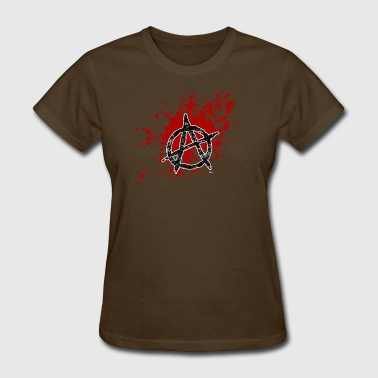 Rebel Anarchy anarchy - Women's T-Shirt