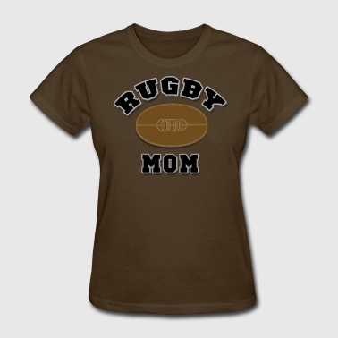 Rugby Mom - Women's T-Shirt