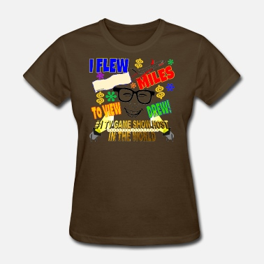 Right Game Show - TPIR (The Price Is...) I Flew - Women's T-Shirt