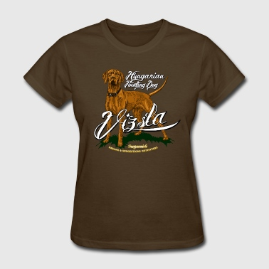 vizsla - Women's T-Shirt