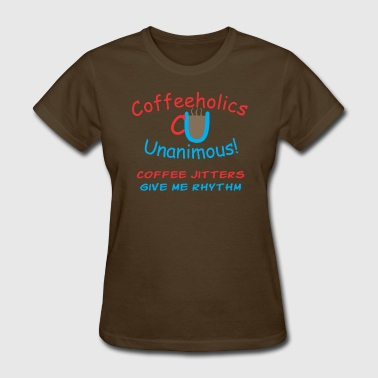 Coffee Jitters - Women's T-Shirt