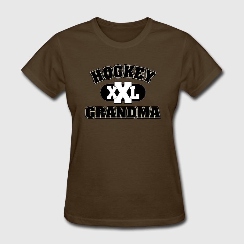 Hockey Grandma T-Shirt - Women's T-Shirt