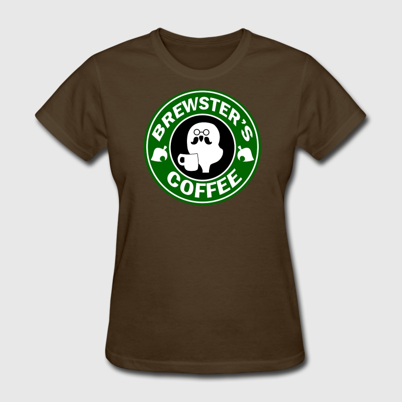 Brewster's Coffee - Women's T-Shirt