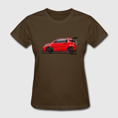 Toyota Scion iQ Track - Women's T-Shirt