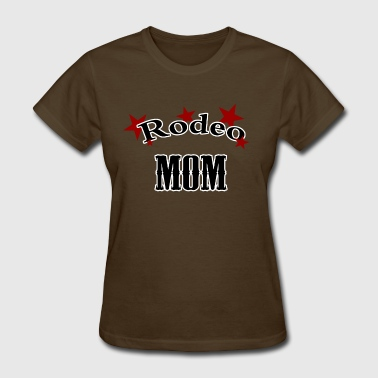 Rodeo Dad rodeo mom - Women's T-Shirt