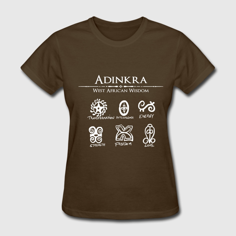 andinkra west africa - Women's T-Shirt