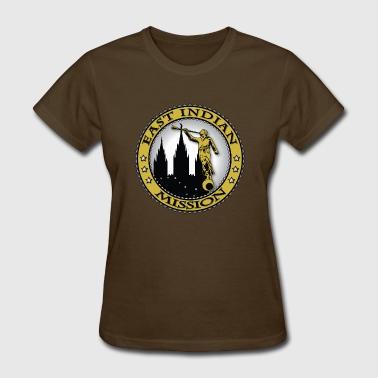 East Indian East Indian Mission - LDS Mission Classic Seal - Women's T-Shirt