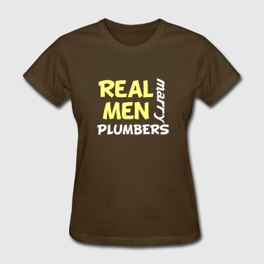 Shop Plumber Funny 44s T-Shirts online | Spreadshirt