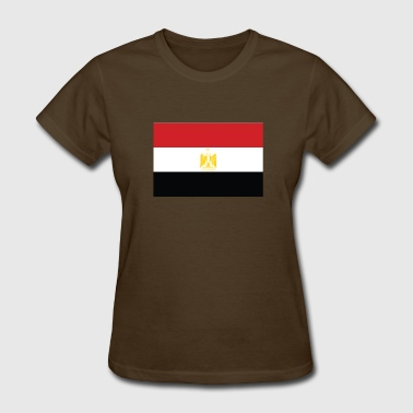 Egyptian Flag Flag of Egypt Cool Egyptian Flag - Women's T-Shirt