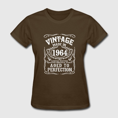 Vintage Made in 1964 Genuine Original Parts - Women's T-Shirt