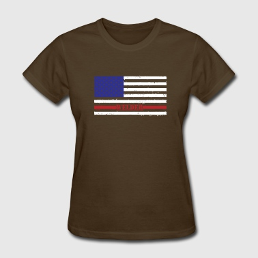 Welder Flag - Women's T-Shirt