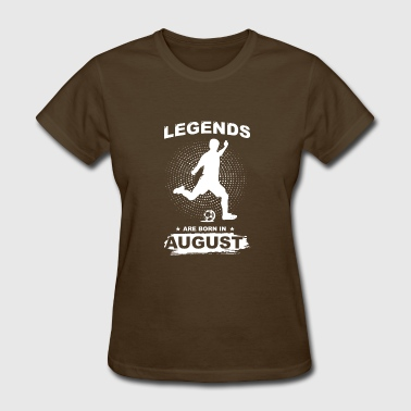 Léo August Football Player - Women's T-Shirt