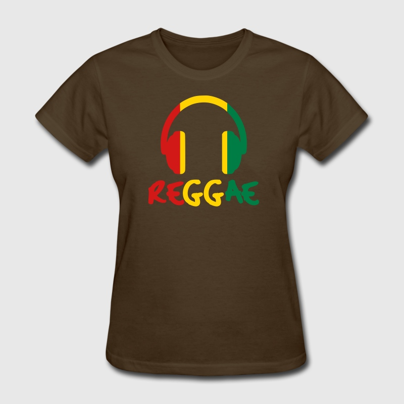 Reggae Music - Women's T-Shirt