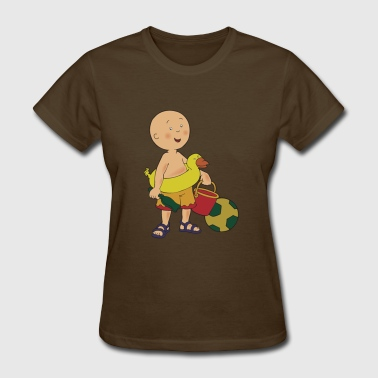 Caillou Caillou - Women's T-Shirt