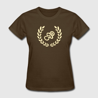 pacifier - Women's T-Shirt
