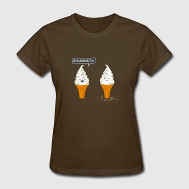A Cold Sneeze - Women's T-Shirt