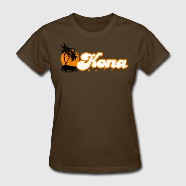 Kona Hawaii - Women's T-Shirt