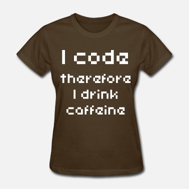 The Decoding Coffee decoding - Women's T-Shirt
