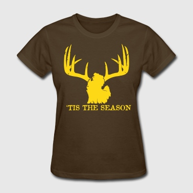2013 Michigan Deer Hunting Season Official Shirt - Women's T-Shirt