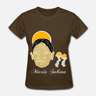 Timothy Leary Maria Sabina (The Origins of Religion) - Women's T-Shirt