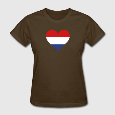 A Heart For Paraguay - Women's T-Shirt