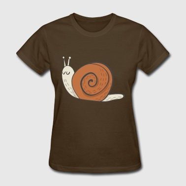 snail - Women's T-Shirt