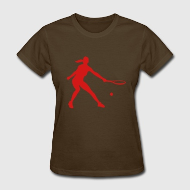 Tennis female - Women's T-Shirt