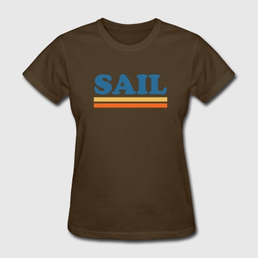 sail - Women's T-Shirt