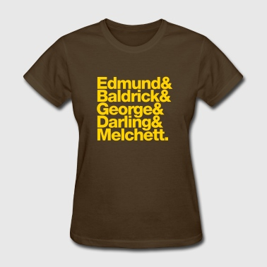 Edmund and Friends - Women's T-Shirt