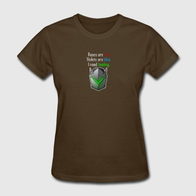Genji I need healing - Women's T-Shirt