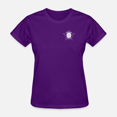 Chicago Police Chicago Police T Shirt - Chicago Flag - Women's T-Shirt