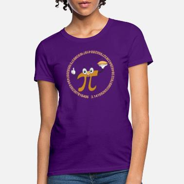 Pi Pi day - awesome pi day t-shirt for pi day lover - Women's T-Shirt