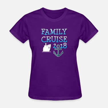 Cruise Group Family Cruise Vacation Gift - Women's T-Shirt