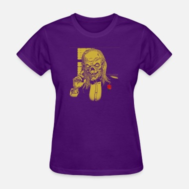 Crypt crypt keeper - Women's T-Shirt