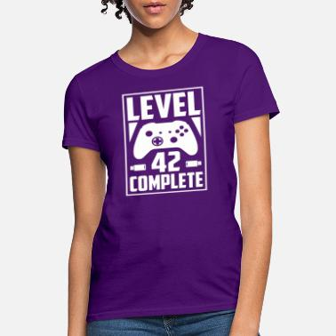 September 1975 42 Level 42 Complete - Women's T-Shirt