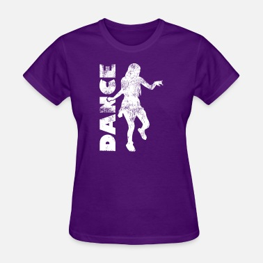Melbourne Beats Shuffle means moving quickly - dance! - Women's T-Shirt