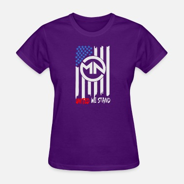 United We Are United We Stand - Women's T-Shirt