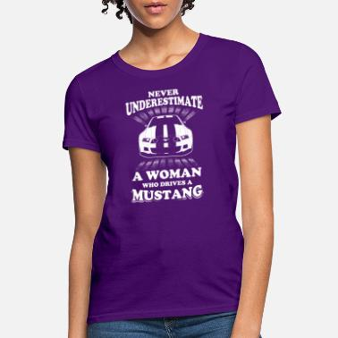 Mustang MUSTANG FUNNY AND LOVE - Women's T-Shirt