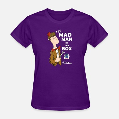 Mad Box The Mad Man in the Box - Women's T-Shirt