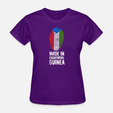 Bata Made In Equatorial Guinea - Women's T-Shirt
