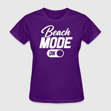 Beach Mode On - Women's T-Shirt