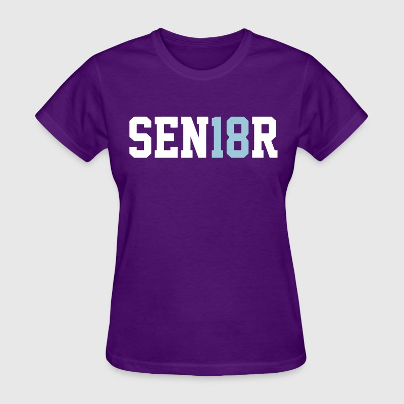 Senior 2018 - Women's T-Shirt
