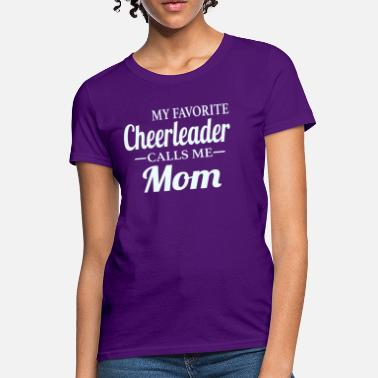 Cheerleader Cheerleader Mom - Women's T-Shirt