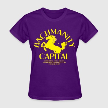 Bachmanity Capital - Women's T-Shirt