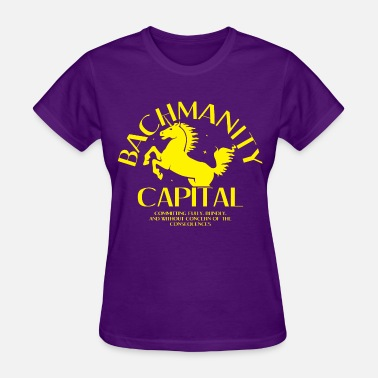 Cultural Capital Bachmanity Capital - Women's T-Shirt