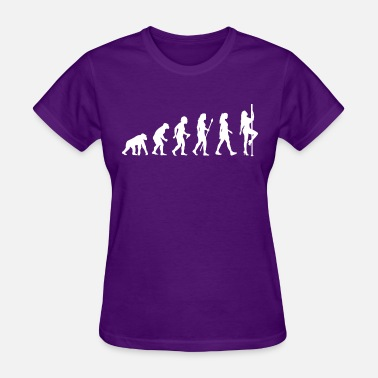 Pole Dance Evolution Pole Dancing Evolution - Women's T-Shirt