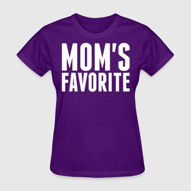 Moms Favorite - Women's T-Shirt